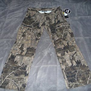 UNDER ARMOUR REALTREE TIMBER XSTORM 34/30 NEW